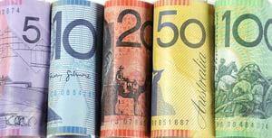 Australian dollar notes